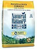 Natural Balance L.I.D. Potato & Duck Puppy Formula Dry Dog Food, 24 lb (7/19) (A.R4/A3)