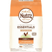 Nutro Lite Chicken, Whole Brown Rice & Oatmeal Dry Dog Food 30 lbs (1/20) (A.R6)