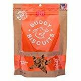 Buddy Biscuits Soft & Chewy Dog Treats With All Natural Peanut Butter 20 Oz (2/20) (T.B9)