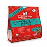 Stella & Chewy's Freeze-Dried Savory Salmon & Cod Meal Mixer for Dogs 18 oz (11/19) (A.N3)