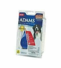 Adams Flea & Tick Spot On for Dogs Extra Large Dogs 81+ Pounds