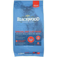Blackwood grain-free slow-cooked pet nutrition special diet cat food chicken meal and field pea recipe 13.23 pounds