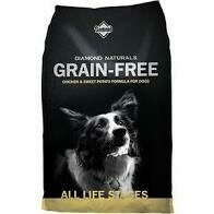 Diamond Naturals Chicken & Sweet Potato Dry Dog Food 5 lbs