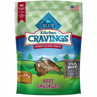 Blue Buffalo Blue Kitchen Cravings Dog Treats (5/19)