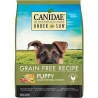 Canidae under the sun grain-free with chicken puppy 25 pounds (6/20)