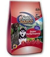 Nutro source super performance extra energy 32% protein 21% fats chicken and brown rice 40 pounds (12/19)