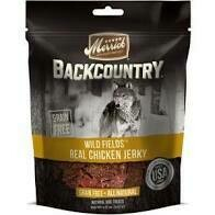 Merrick back country grained free wild fields real chicken turkey all-natural dog treats 5 ounces (11/19)