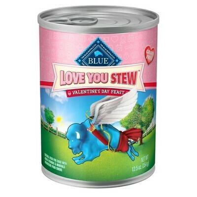 Blue Buffalo Love You Stew 12.5 oz 12 count (9/19) (A.F2)