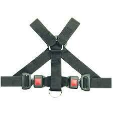 PetBuckle Travel Harness - A Seat Belt for Your Dog Universal Size Fits Dogs 10 to 200 lbs