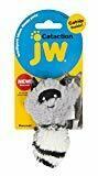JW Cataction with Catnip Inside - Raccoon