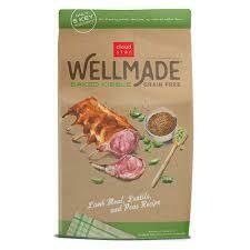 CLOUD STAR WELLMADE BAKED GRAIN FREE BAKED LAMB/LENTILS/PEAS 10 LBS (5/20)