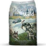 Taste of the Wild Pacific Stream Puppy Formula Dry Dog Food 15 lbs (12/19)