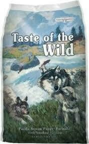 Taste of the Wild Pacific Stream Puppy Formula Dry Dog Food 30 lbs (1/20)