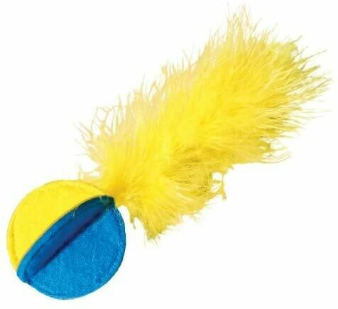 KONG Flipz Catnip Toy - Assorted Colors