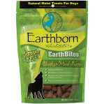 EARTHBORN CHICKEN MEAL RECEIPE DOG TREATS 7.5 OZ (3/20)
