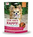 Look Who's Happy! Happy Wraps  Grain-Free with Chicken  & Sweet Potato Recipe 4 oz (6/19)