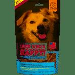 Look Who's Happy! Tempt-n Tenders Grain-Free Chicken & Blueberry Dog Treats 4 oz   (9/19)