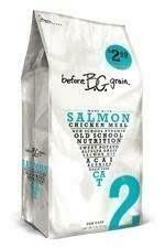 Merrick Before Grain Salmon Grain-Free Dry Cat Food 11.1 lbs (1/20)