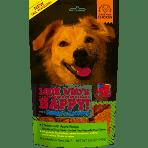 Look Who's Happy! Happy Tempt-n Tenders  Grain-Free Chicken & Apples 4 oz (10/19)