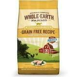 Merrick Whole Earth Farms Grain-Free Real Chicken Recipe Dry Cat Food 15 lbs (3/20)