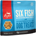 Orijen Grain-Free Six Fish Freeze-Dried Dog Treats 3.25 oz (3/19)