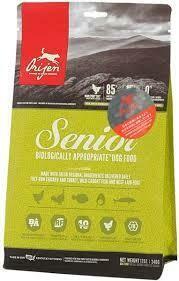Orijen Senior Dry Dog Food 12 oz (3/20)