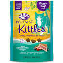 **BOGO** Wellness Kittles Natural Grain Free Cat Treats Tuna & Cranberries 6 oz (6/20)