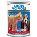 "PetAg ""Calcium Phosphorus"" Food Supplement with Vitamin D for Dogs & Cats (20 oz) (2/18)"