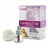 Comfort Zone Diffuser with Feliway for Cats & Kittens (48 mL)