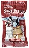 """10 FUR $1.00 SmartBones """"Healthy Alternative to Rawhide"""" Made with Real Chicken * Highly Digestable """"MINI"""" (6/20)"""