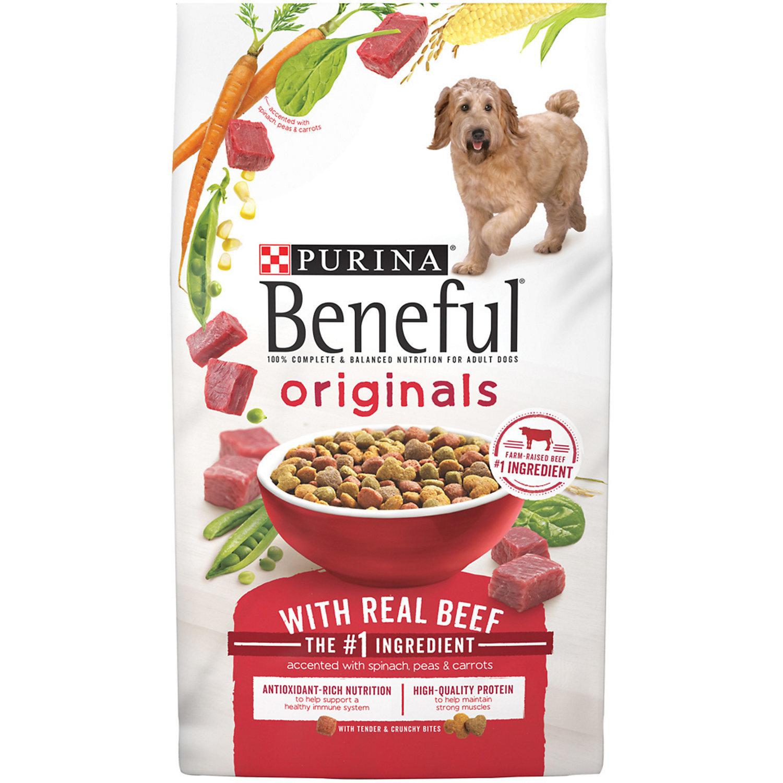 Beneful Originals Beef Adult Dog Food, 6.3 lbs.