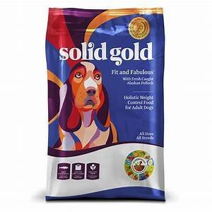 Solid Gold Fit & Fabulous (Weight Control-Alaskan Pollock) Dry Dog Food 24 lbs. (A.J4)