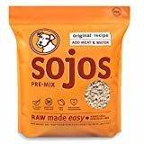 Sojos Original FREEZE DRIED Dog Food Mix, 25 lb (10/18) (A.M7)