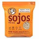 Sojos Original FREEZE DRIED Dog Food Mix, 2.5 Pound Bag (10/18) (A.I4)