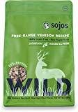 **SALE** Sojos Wild Free-Range Dog Food Venison 4 lbs (12/18) (A.M3/DD)