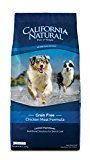 California Natural Grain Free Chicken Meal Formula Adult Dog Food - 15 lb