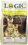 Natures Logic Chicken Meal Feast Dry Cat Food, 3.3 lb (1/19) (A.H3/I3)