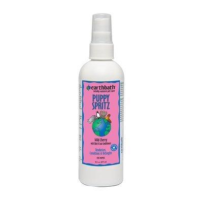Earthbath Totally Natural Deodorizing Spritz for Puppies (8 fl. oz. Cherry) (O.C2/PR)