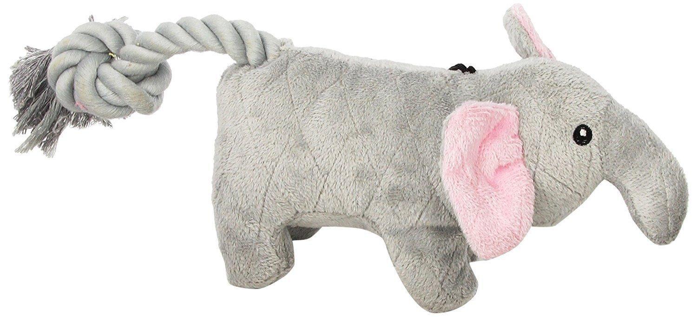 AMAZON - Chomper Gladiator Dog Toy ELEPHANT