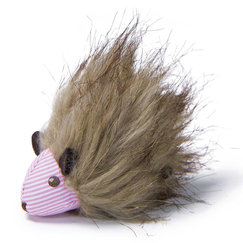 "Petlinks System Plush Player Hedgehog Refillable Catnip Cat Toy, 2.5"" L X 5"" W X (RPAL-A7)"