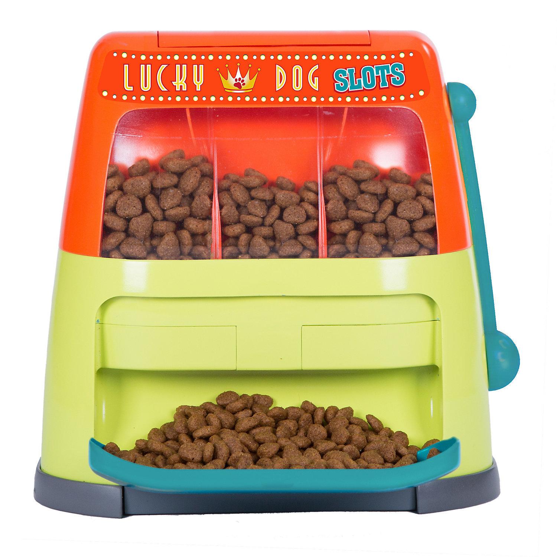 "Outward Hound Lucky Slots Dog Toy, 9"" L X 10"" W X 5"" H  (B.C10/AM5)"