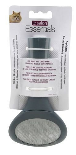 Small Slicker Brush Grey (O.A5)