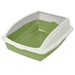 Litter Pan - VanNess Large Framed Lime Green (/B/PR)