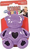 KONG Quest Bear Dog Toy, Small, Color Varies