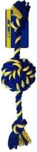 """Pet Sport Large Braided Rope Knot Ball Toy 18"""" (RPAL41)"""