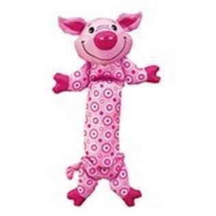 Stretchezz Pig Dog Toy