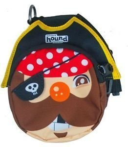 Outward Hound Pal Pak Backpack And Harness W/ Poop Bag Holder Pirate Small (B.A18/C6/AM3)