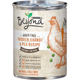 Purina Beyond Wet Dog Food, Grain Free Chicken, Carrot & Pea Recipe, 13-oz. 12 count. (1/19) (A.A2)