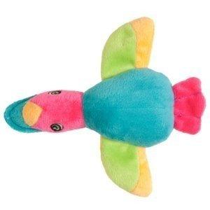 Chomper Lil' Chomps Mini Plush Dog Toy - Duck (B.A12)