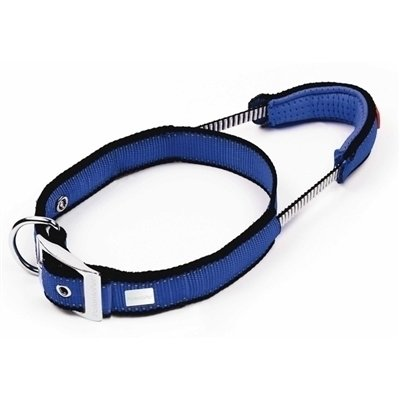 Patento Basic Collar W/Built In Collar XL Blue (RPAL140/PR)